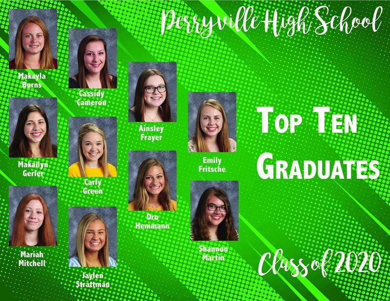 Perryville High School's Top Ten Graduates